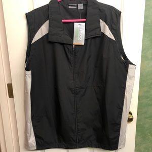Men's XL IZOD X-treme Function Golf Vest